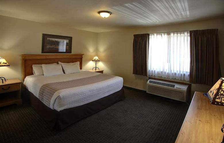 Best Western Black Hills Lodge - Room - 38