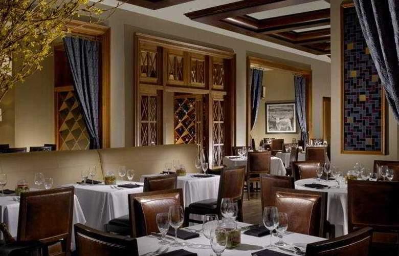 Omni Fort Worth Hotel - Restaurant - 6