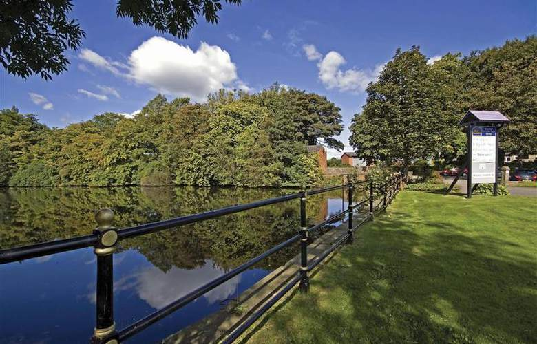 Best Western Bolholt Country Park - Hotel - 74