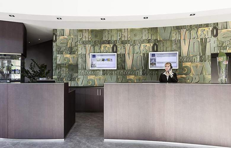 Novotel Bern Expo - Hotel - 42