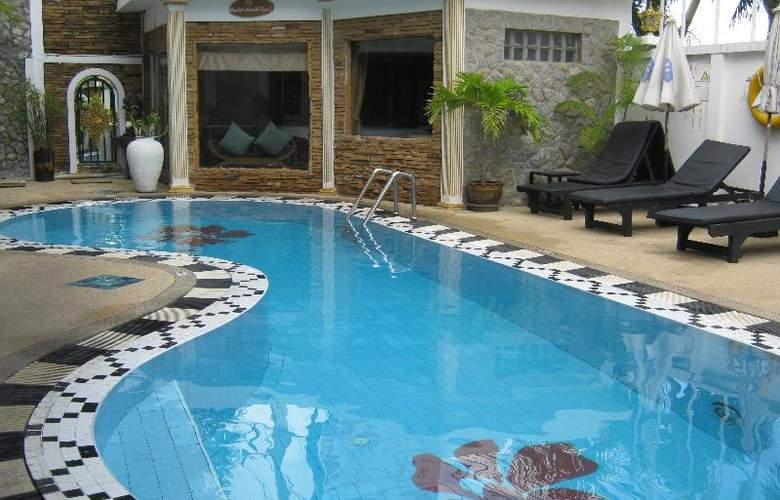 Orchid Hotel Kalim Bay Phuket - Pool - 9