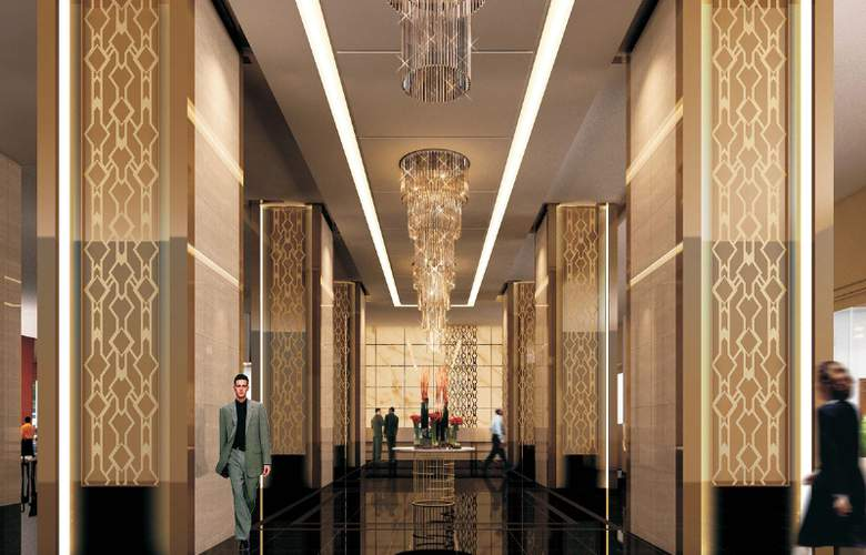 Centre Point Wireless Road Hotel & Residence - General - 1