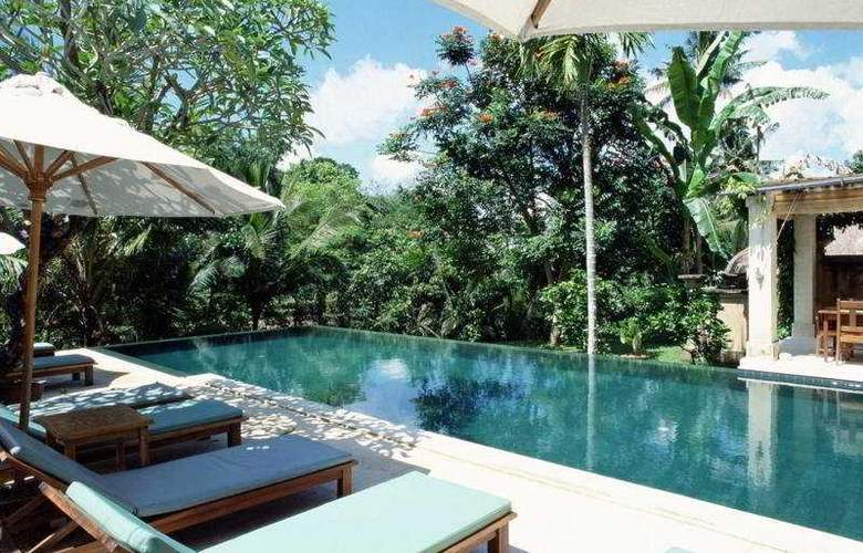 Komaneka Resort - Pool - 10