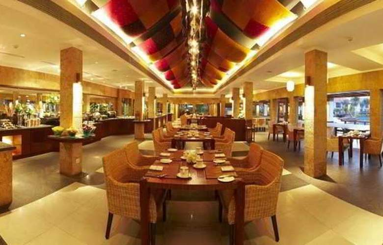 Radisson Resort Temple Bay Mamallapuram - Restaurant - 3
