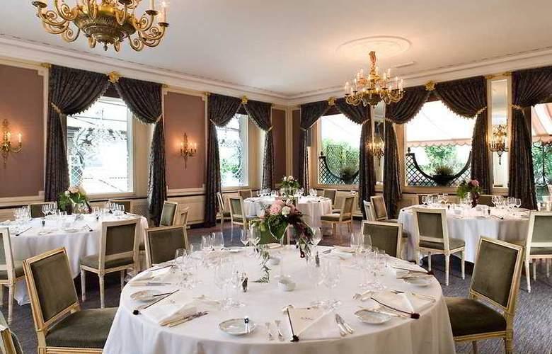 Beau-Rivage - Restaurant - 5