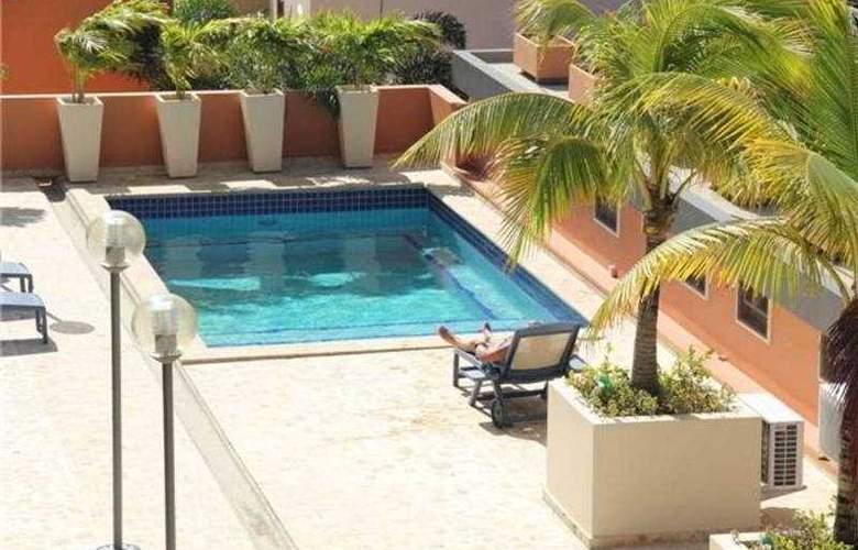 Bonaire Seaside Apartments - Pool - 6