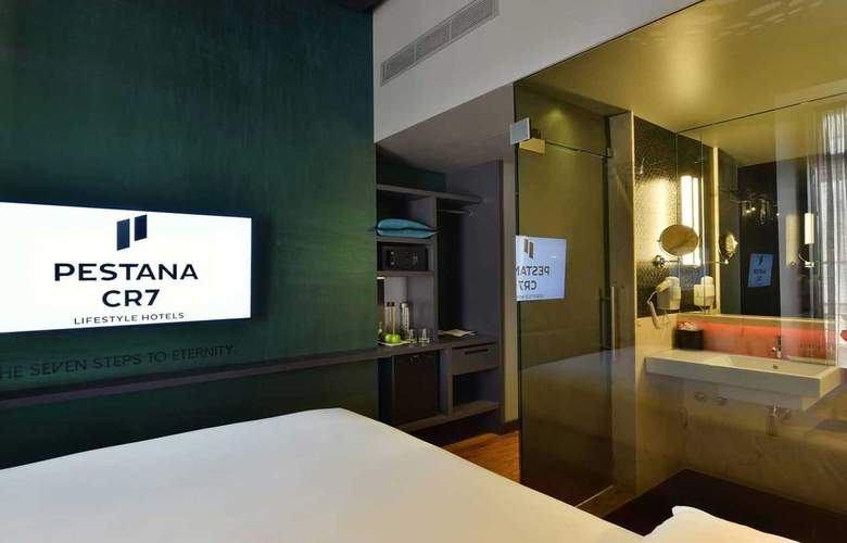 Pestana CR7 Lisboa - Room - 6