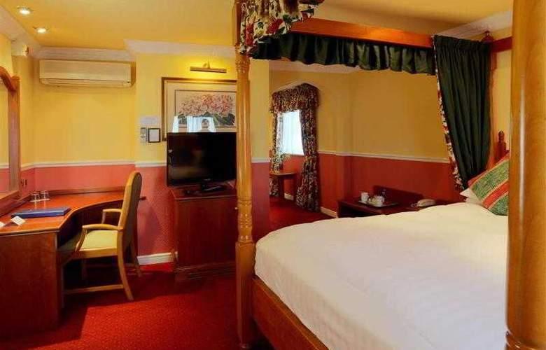 Best Western George Hotel Lichfield - Hotel - 9