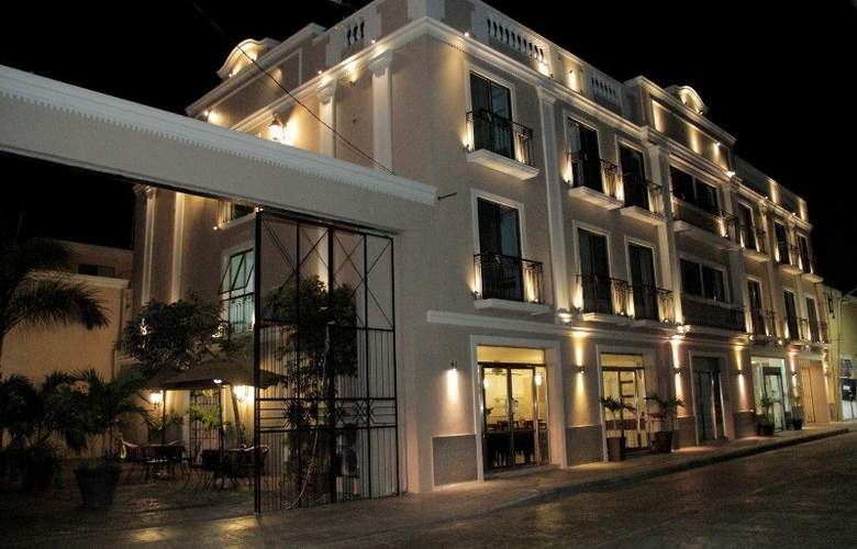 Nacional Merida - Hotel - 0