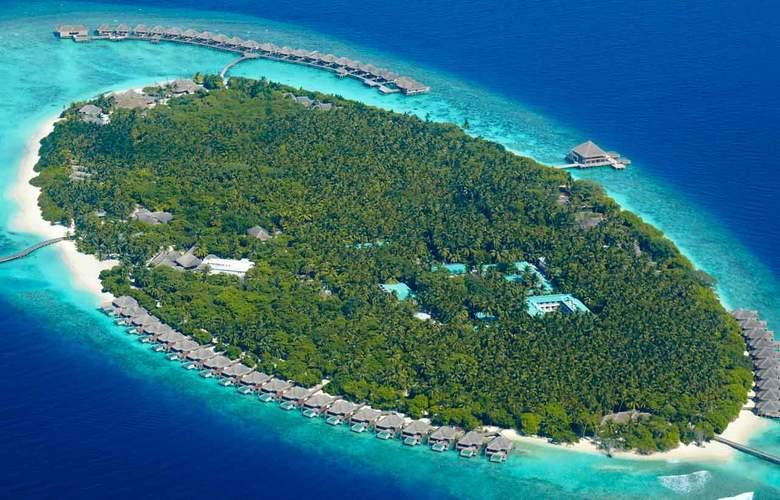 Dusit Thani Maldives - Hotel - 8