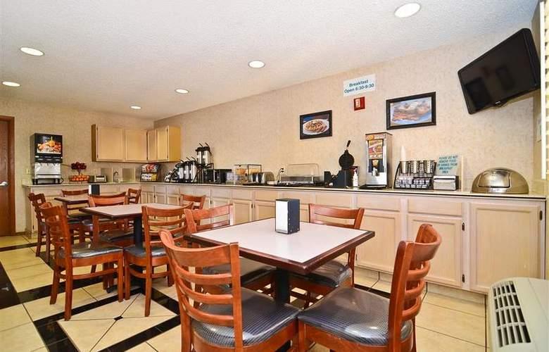 Best Western Sunland Park Inn - Restaurant - 117