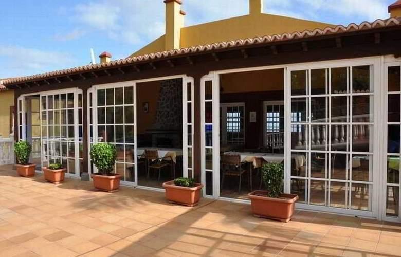 Breñas Garden Aparthotel - Restaurant - 9