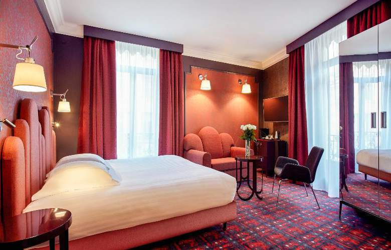 New Hotel du Midi - Room - 12