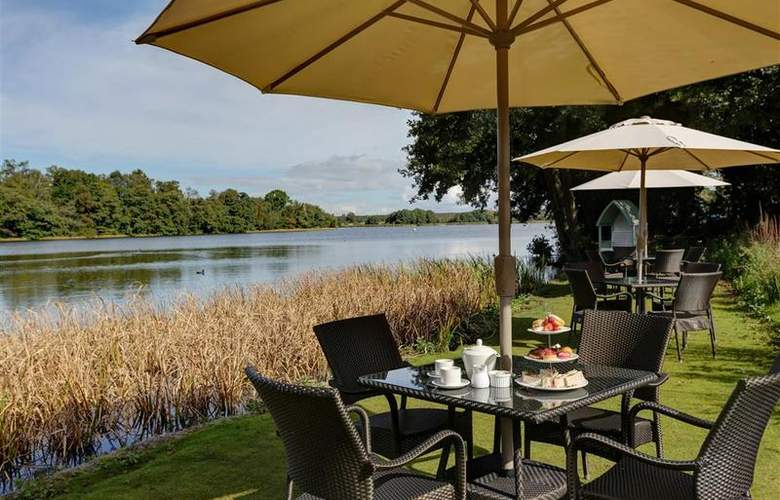 Best Western Frensham Pond Surrey - Restaurant - 29