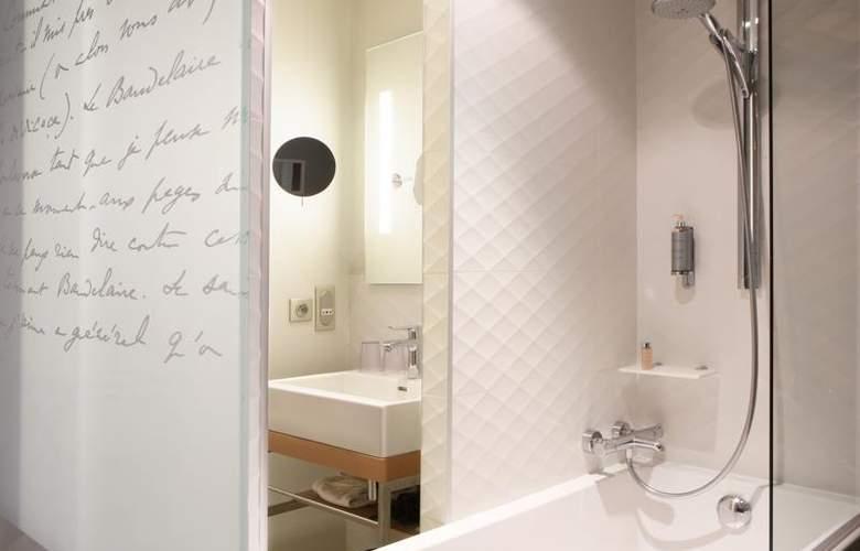 Best Western Hôtel Littéraire Premier Le Swann - Room - 111