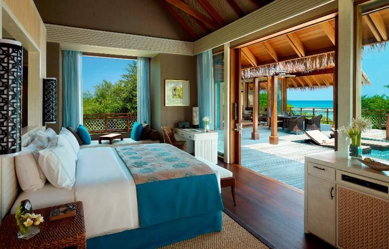 Shangri-La´s Villingili Resort and Spa - Room - 1