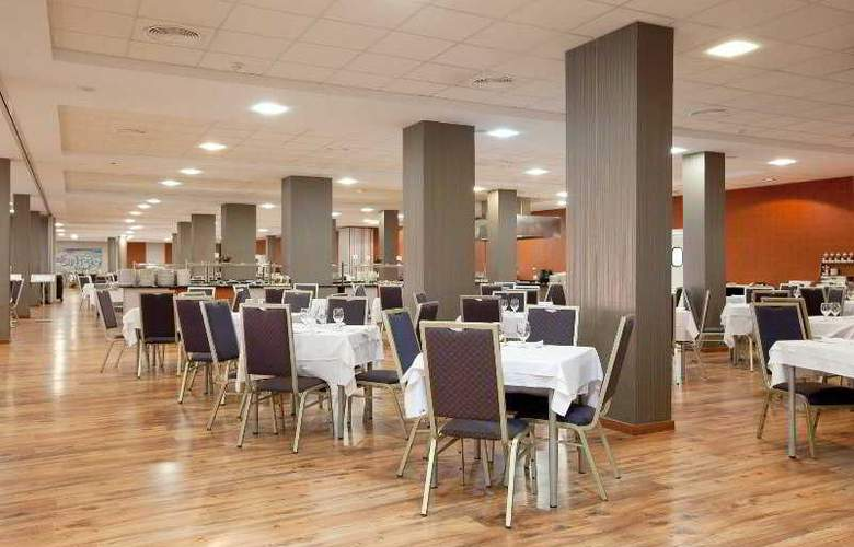 Ohtels Mazagon - Restaurant - 15