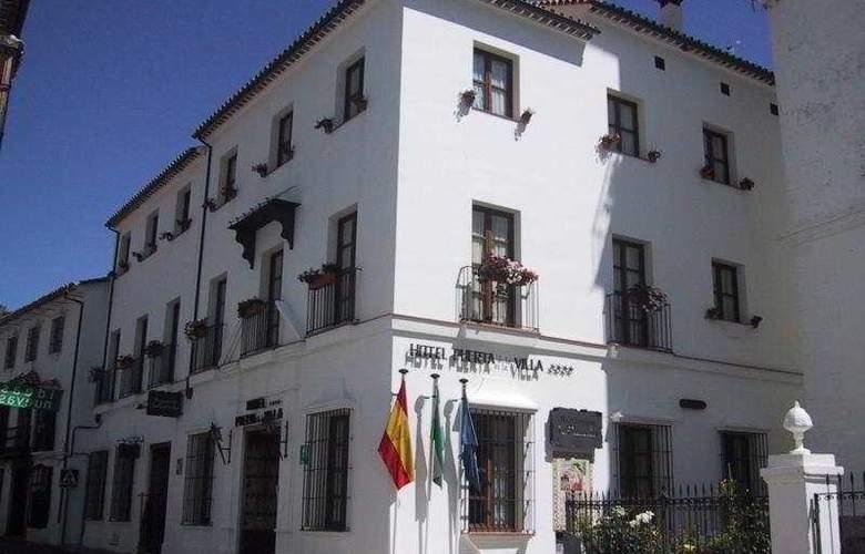 Puerta de la Villa - Hotel - 0