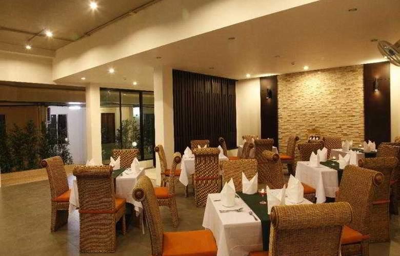 Palmyra Patong Resort - Restaurant - 11