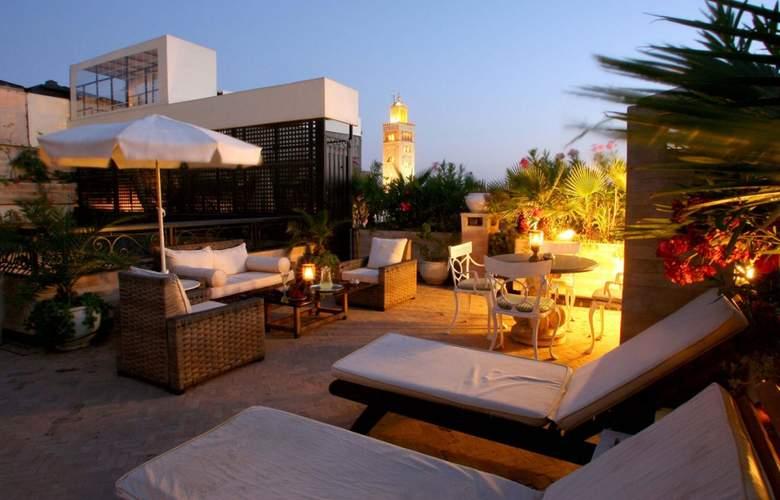Riad Hasna Espi - Terrace - 2
