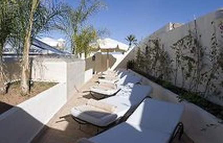 Riad Opale - Terrace - 7
