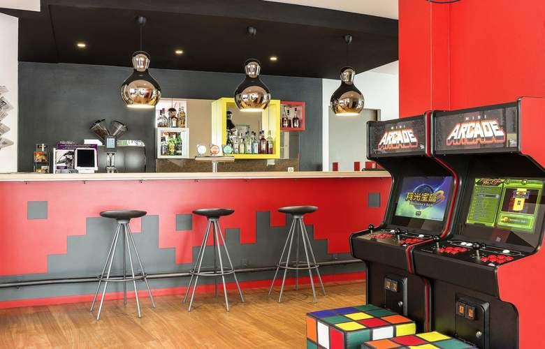 Ibis Styles Bern City - Bar - 3