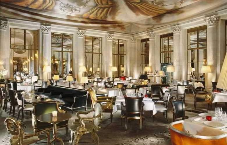 Le Meurice - Restaurant - 9