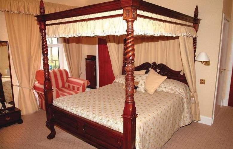 Best Western Dryfesdale - Room - 326
