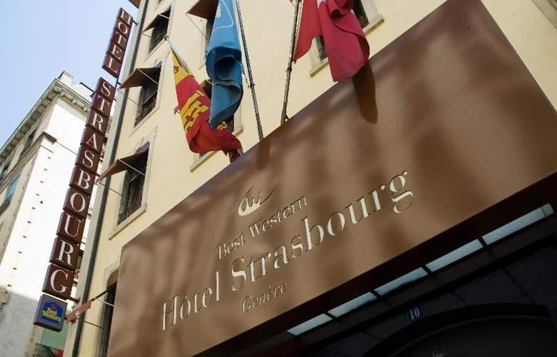Best Western Strasbourg - Hotel - 4