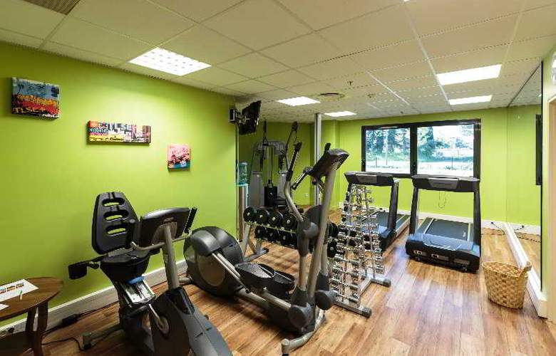 Courtyard by Marriott Toulouse Airport - Sport - 3