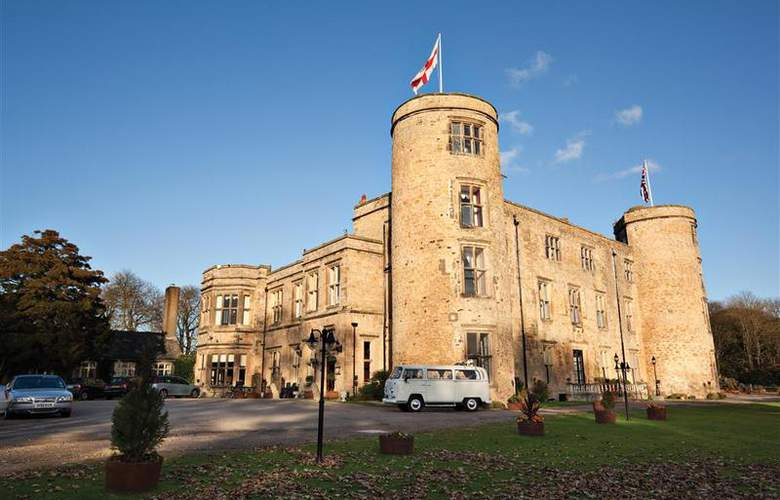 Best Western Walworth Castle Hotel - Hotel - 65