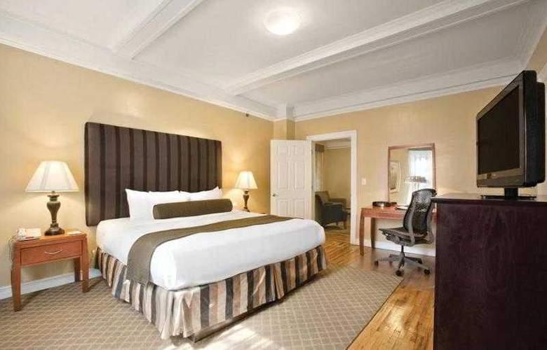 Best Western Plus Hospitality House - Apartments - Hotel - 67