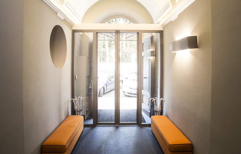 Smooth Hotel Rome Termin - General - 7