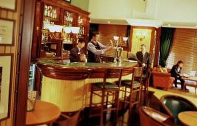 London Marriott Hotel Marble Arch - Bar - 4