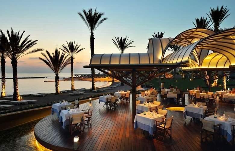 Constantinou Bros Pioneer Beach Hotel - Restaurant - 11