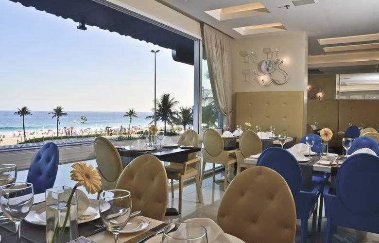 Sol Ipanema - Restaurant - 62