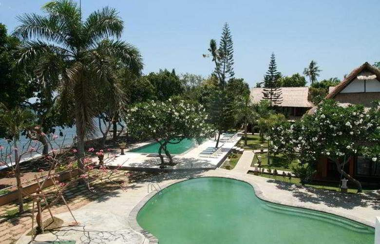 Puri Saron Baruna Beach Cottages - Pool - 7