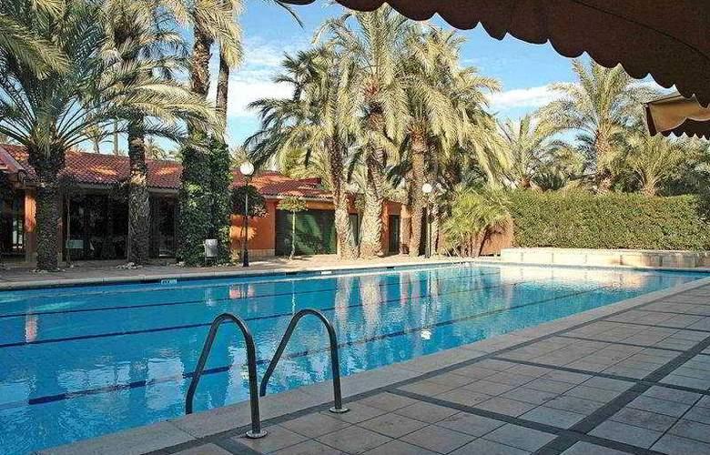 Jardin Milenio - Pool - 3