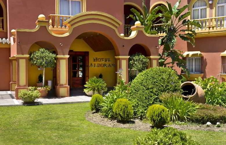 Alboran Algeciras - Hotel - 0