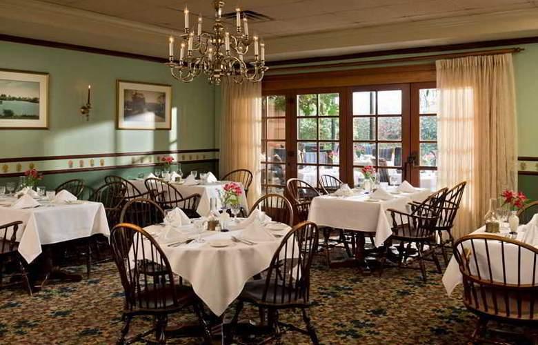 Dan'l Webster Inn - Restaurant - 14