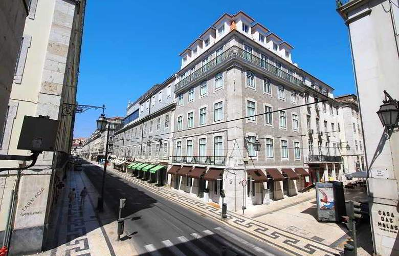 Lisboa Prata Boutique Hotel - Hotel - 4
