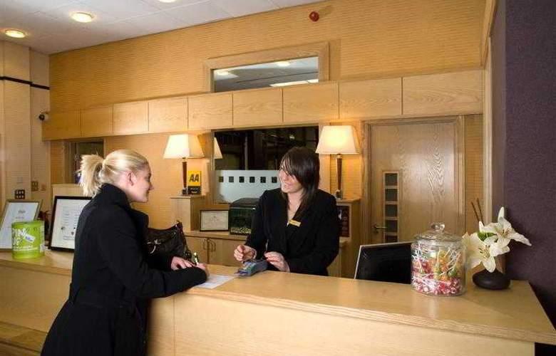 Clarion Cedar Court Leeds Bradford - Hotel - 35