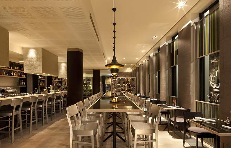 Indigo Berlin Alexanderplatz - Restaurant - 3