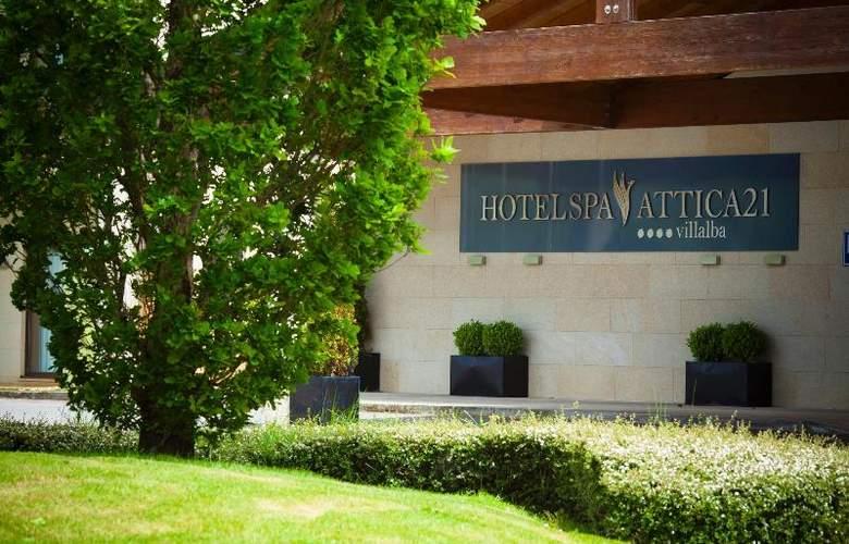 Spa Attica 21 Villalba - Hotel - 14