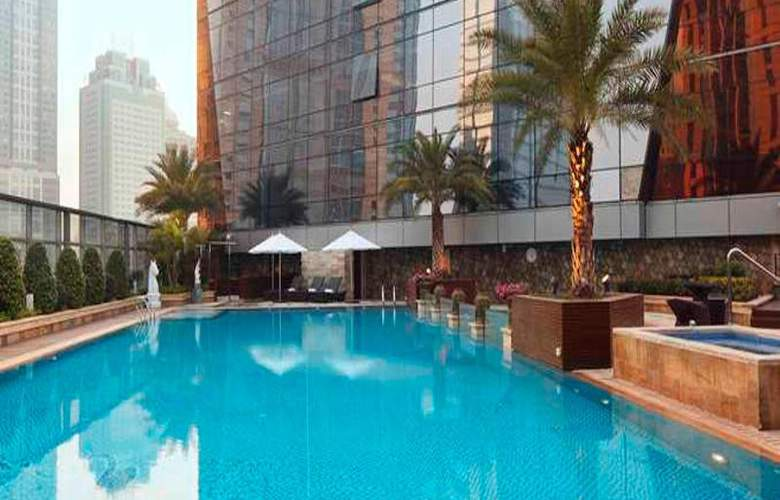 DoubleTree by Hilton Hotel Guangzhou - Science City - Pool - 22