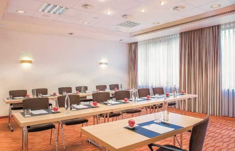 Mercure Frankfurt Airport Langen - Conference - 13