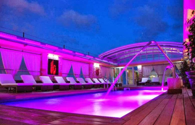 Exe Cunit Suites & Spa - Pool - 9