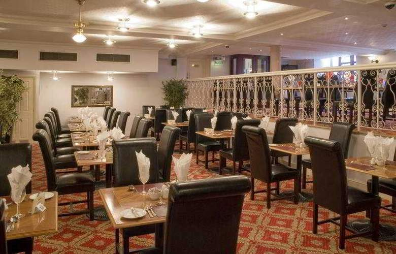 Britannia Manchester - Restaurant - 11