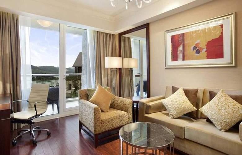 Hilton Hangzhou Qiandao Lake Resort - Room - 7