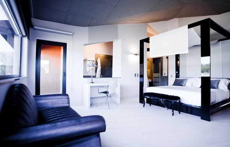 Hacienda Señorio de Nevada - Room - 8